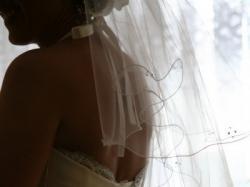 Romantyczna suknia ślubna PAPILIO