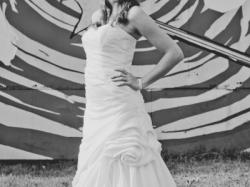 Romantyczna suknia ślubna roz. 36