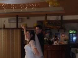 Romantyczna suknia ślubna z koronką