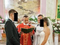 Romantycznia suknia ślubna AMY Love 2014