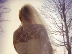 roz. 44-46 elegancka suknia dla dziewczyny z biustem