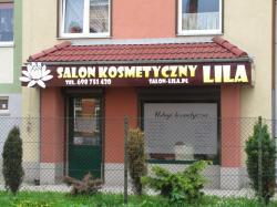 Salon kosmetyczny Lila, kosmetyczka wizażystka