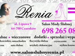 Salon Mody Ślubnej Renia. Renata Krasiczyńska