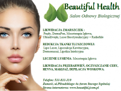 Salon Odnowy Biologicznej Beautiful Health