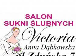 Salon Sukien Ślubnych VICTORIA w Płońsku