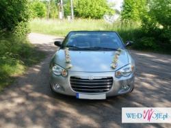 Samochód do ślubu: Chrysler Sebring
