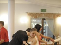 San Patrick Calais 34 / 36 suknia ślubna 2011 + welon