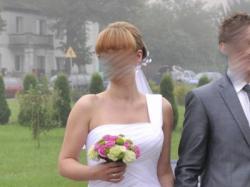 San Patrick Edimburgo - przecudna suknia ślubna dla wyjątkowej kobiety