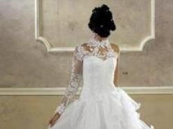 Seksowna suknia ślubna! Mateja