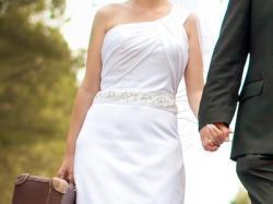 Sincerity Bridal 2011 model 3604