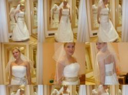 Sincerity Bridal 3452
