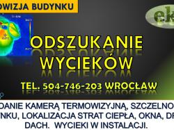 Skąd bierze się wilgoć w mieszkaniu ? tel. 504-746-203, Wrocław. Pomiar i badanie miejsca występowania wilgoci, pleśni, zacieków na ścianach. Wilgoć w mieszkaniu.