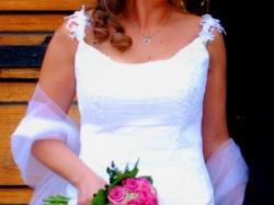 Skromna ale piękna i wygodna suknia Agnes
