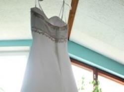skromna suknia  elaxi HERM'S! dodatki GRATIS!!!