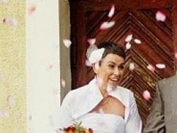 Skromna suknia ślubna AGNES 1450