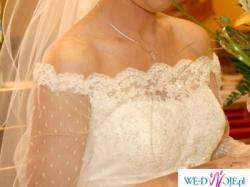 Skromna Suknia Ślubna z Elizabeth :-)