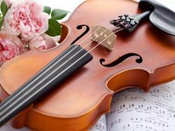 Skrzypce- oprawa muzyczna