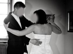 Śliczna biała suknia ślubna rozm.40-42