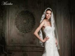 śliczna biała suknia ślubna rozmiar 38-
