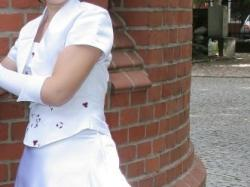 sliczna i delikatna sukienka TANIO
