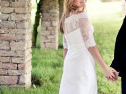 śliczna i elegancka suknia Rebeca by Ola La