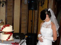 Śliczna i tania suknia ślubca