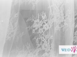 Śliczna koronkowa suknia ślubna Agnes Inspired Collection 2014