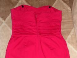 Śliczna malinowa sukienka tulipan New Look 36/38