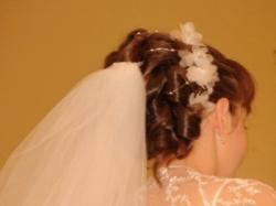 Śliczna, prosta Suknia Ślubna dla romantyczki