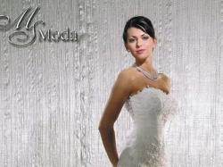 Śliczna romantyczna biała suknia ślubna MELODY firmy MS MODA rozmiar 36/38