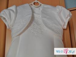 ŚLICZNA !!!!! sukieneczka dla małej druhenki z kolekcji Pearce Fionda