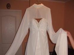 śliczna sukienka Demetriosa