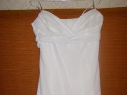 śliczna sukienka na wesele, chrzest lub inną okazję