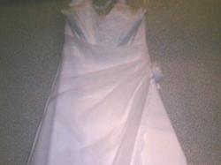 śliczna sukienka ślubna tylko za 200 zł