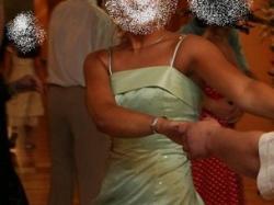 Sliczna sukienka wieczorowa/na wesele!!!