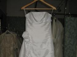 Śliczna suknia AGNES 1558 rozm.38