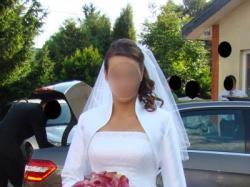 Śliczna Suknia AGNES model 10229