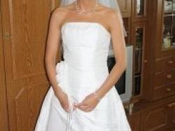 Śliczna suknia AGNES,TANIO!!