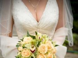 Śliczna suknia Allure Bridals