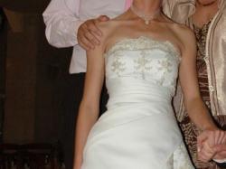 Śliczna suknia AMOR - Chris Couture
