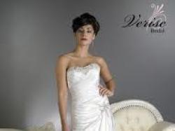 Sliczna suknia clarissa firmy verise