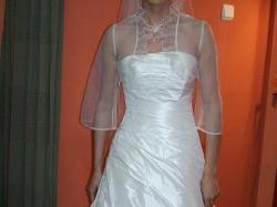 Śliczna suknia firmy GALA model Wiki