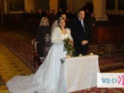 ŚLICZNA SUKNIA JEDYNA TAKA ANNE MARIE ROZM. 40-44