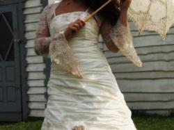 Śliczna suknia Joli-mody model Sylvia