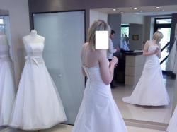 Śliczna suknia MS Moda model Adria rozm. 38