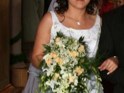 Śliczna suknia na wzór La Sposa Pireo