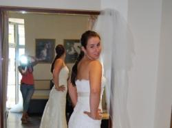 Śliczna suknia San Patrick BAHAMAS 2008