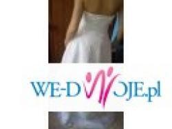 sliczna suknia slubna 36/38  POLECAM WAWA