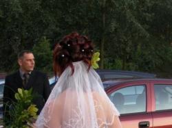Śliczna suknia ślubna 36 Toruń