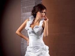 śliczna suknia ślubna 38